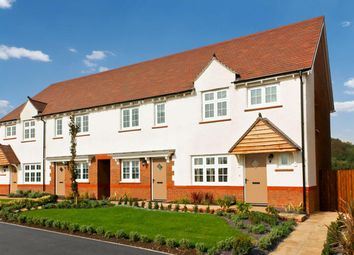 Thumbnail 3 bedroom terraced house for sale in Castle Fields, Polwell Lane, Barton Park, Barton Seagrave, Northamptonshire