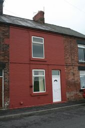 Thumbnail 2 bedroom terraced house to rent in Pitt Street, Wombwell, Barnsley