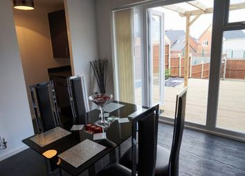 Thumbnail 3 bedroom semi-detached house for sale in Lamphouse Way, Newcastle