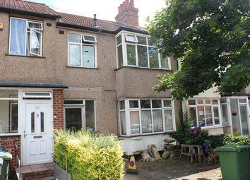 Thumbnail 3 bed terraced house for sale in Byron Road, Wealdstone, Harrow