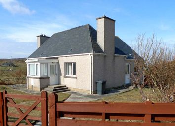Thumbnail 2 bed cottage for sale in 11 Linshader, Isle Of Lewis