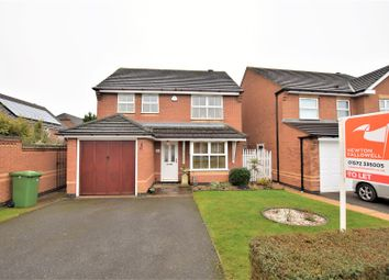 Thumbnail 3 bed detached house to rent in Wensum Close, Oakham