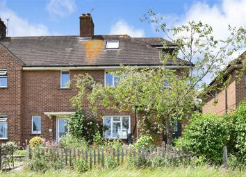 Thumbnail 3 bed end terrace house for sale in Cross Way, Lewes, East Sussex