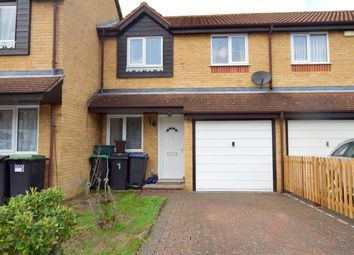 Thumbnail 3 bed terraced house to rent in Percy Gardens, Malden Manor, Surrey