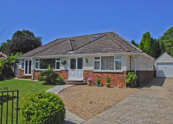 Thumbnail 3 bed bungalow for sale in Normandy Close, Sway, Lymington