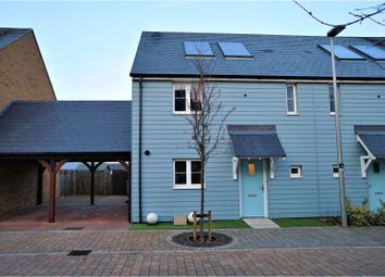 Thumbnail 3 bed semi-detached house for sale in Appledore Grove, Brooklands