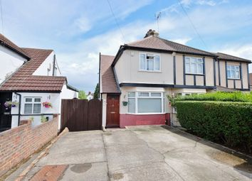 Thumbnail 2 bedroom semi-detached house for sale in East Drive, Orpington