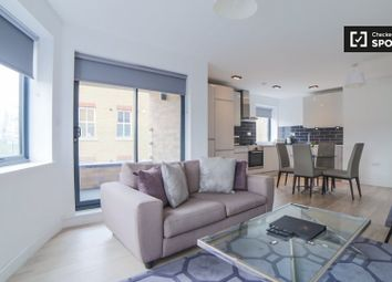 Thumbnail 2 bed property to rent in Bromehead Street, London