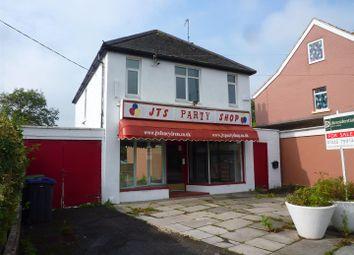 Thumbnail 3 bedroom detached house for sale in Bradley Road, Trowbridge