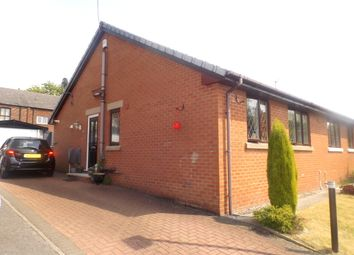 Thumbnail 1 bed semi-detached bungalow for sale in Bayley Close, Hyde