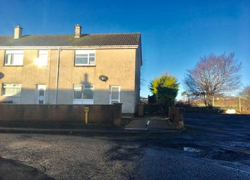 Thumbnail 2 bed end terrace house to rent in Sunnyside Crescent, Mauchline