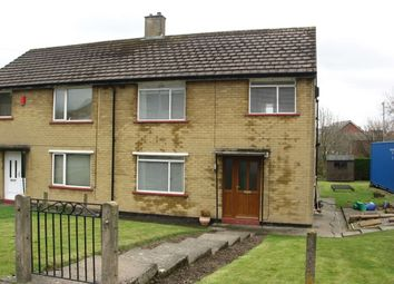 Thumbnail 3 bed semi-detached house to rent in Green Lane, Belle Vue, Carlisle