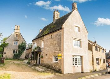 Thumbnail 5 bedroom detached house for sale in High Street, Gretton, Corby, Northamptonshire