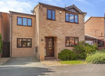 Thumbnail 4 bed detached house for sale in Little Hollies, Forest Town, Mansfield