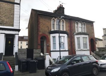 Thumbnail 2 bed flat for sale in 28A Cobham Street, Gravesend, Kent
