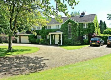 Thumbnail 6 bed detached house for sale in Harmer Green Lane, Welwyn, Welwyn