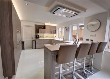 Thumbnail 5 bed detached house for sale in Lindisfarne Close, Jesmond, Newcastle Upon Tyne