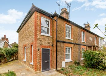 Thumbnail 3 bed end terrace house for sale in Milbourne Lane, Esher