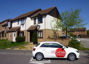 Thumbnail 1 bed end terrace house to rent in Kinross Drive, Bletchley