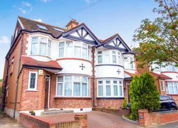 Thumbnail 4 bed semi-detached house for sale in Brendon Way, Enfield, London