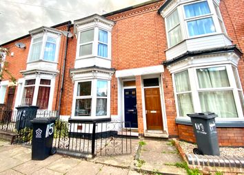 Thumbnail 4 bed terraced house to rent in Barclay Street, Off Narborough Road, Leicester