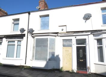 Thumbnail 2 bed terraced house for sale in Mellor Street, Stockton-On-Tees