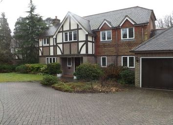 Thumbnail 5 bed property to rent in Middle Drive, Maresfield Park, Maresfield, Uckfield