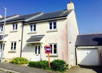 Thumbnail 3 bed property to rent in Liskerrett Road, Liskeard