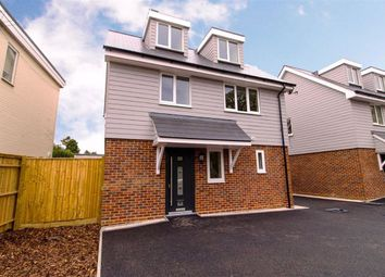 Thumbnail 3 bedroom detached house for sale in The Ridge, Hastings, East Sussex