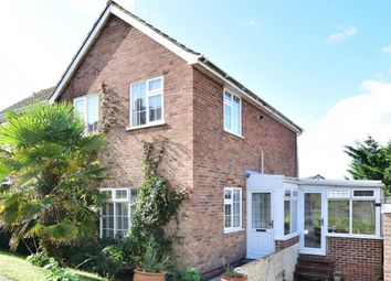Thumbnail 3 bed semi-detached house for sale in Batemans Road, Woodingdean, Brighton, East Sussex