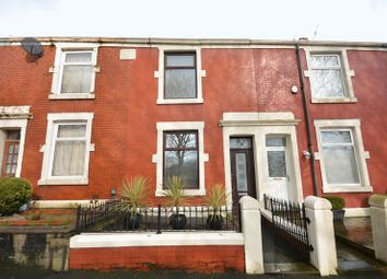 Thumbnail 3 bed terraced house for sale in Windsor Road, Great Harwood, Blackburn