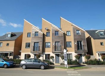Thumbnail 4 bed town house to rent in Selkirk Drive, Oakridge Park, Milton Keynes, Bucks