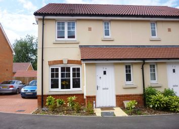 Thumbnail 3 bed semi-detached house to rent in Claines Street, Holybourne, Alton
