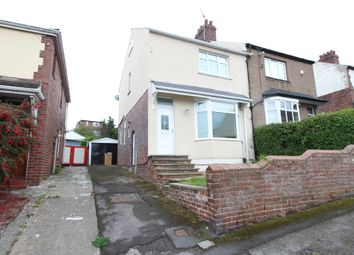 Thumbnail 3 bed semi-detached house to rent in Crawford Road, Sheffield