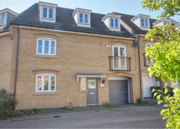Thumbnail 4 bed terraced house for sale in Gateway Gardens, Ely