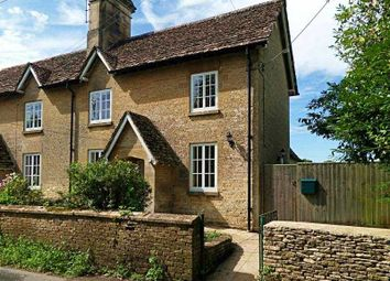 Thumbnail 3 bed semi-detached house to rent in Rodmarton, Cirencester