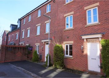 Thumbnail 4 bed terraced house for sale in Barley Leaze, Chippenham