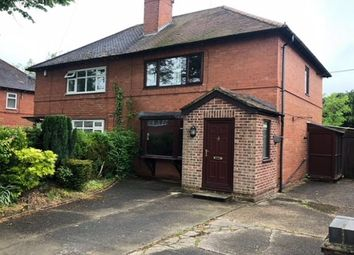 Thumbnail 2 bed property to rent in Harpur Avenue, Derby