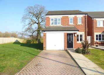 Thumbnail 3 bedroom detached house for sale in Scholars Green, Wigton, Cumbria