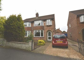 Thumbnail 3 bed property for sale in Inglemire Lane, Hull