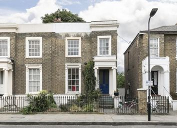 Thumbnail 3 bed flat for sale in Shrubland Road, London