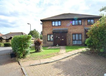 Thumbnail 1 bed semi-detached house for sale in Camberley Close, North Cheam
