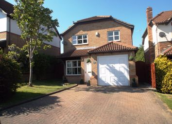 Thumbnail 3 bedroom detached house for sale in The Maltings, Wingate