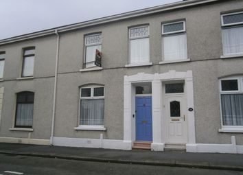 Thumbnail 3 bed terraced house to rent in Greenway Street, Llanelli