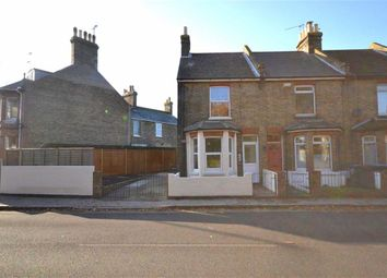 Thumbnail 2 bed end terrace house for sale in Grange Road, Ramsgate, Kent