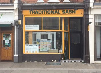 Thumbnail Retail premises for sale in Crown Road, St.Margarets