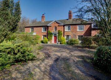 Thumbnail 6 bed detached house to rent in Wroxham Road, Salhouse, Norwich, Norfolk