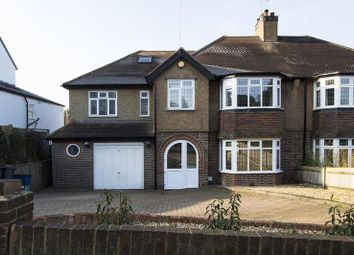 Thumbnail 6 bed semi-detached house for sale in Marlpit Lane, Coulsdon
