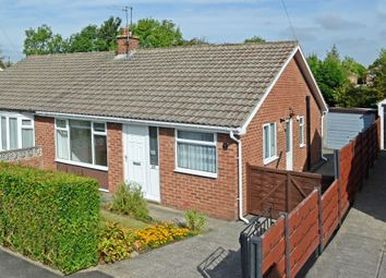Thumbnail 2 bed semi-detached bungalow to rent in Furness Drive, York