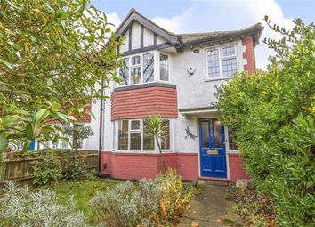 Thumbnail 3 bed terraced house for sale in Avenue Gardens, London